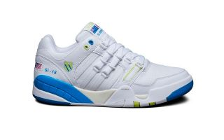 Kswiss SI-18 INTERNATIONAL WHITE BLUE 03368189