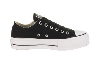 CONVERSE CHUCK TAYLOR ALL STAR LIFT NEGRO CV560250C 001