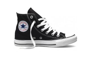 Converse ALL STAR HI BLACK CVM9160C 001