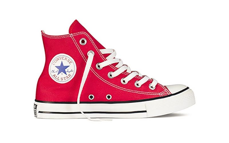 ALL STAR HI ROJO CVM9621C 600