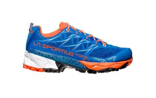 LA SPORTIVA AKYRA MARINEBLAU ORANGE DAMEN 36E612203