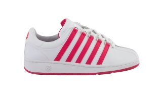 Kswiss CLASSIC VN BIANCO ROSSO CILIEGIA