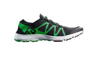 Salomon CROSSAMPHIBIAN SWIFT NEGRO VERDE 39344900