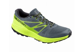 SALOMON SENSE ESCAPE STORMY GRIS AMARILLO 40091800