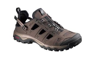 SALOMON EVASION CABRIO MARRÓN 37955400