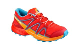 Salomon SPEEDCROSS RED ORANGE BOY L40131500