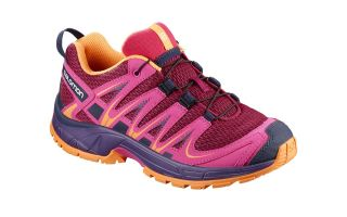 SALOMON XA PRO 3D ROSA MORADO JUNIOR L40133000