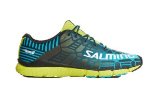 Salming SPEED 6 AZUL LIMA 1287050 3333