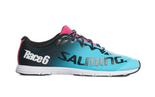 Salming RACE 6 BLAU FRAU 1288026 3333