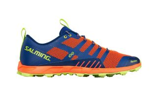 Salming OFF TRAIL COMPETITION BLUE ORANGE 1288053 0808