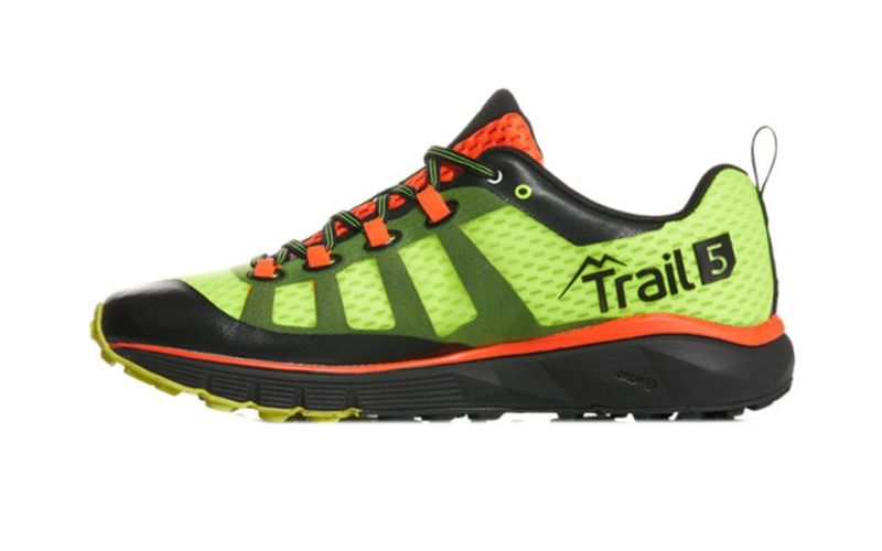 TRAIL 5 JAUNE ORANGE 1288046 1919