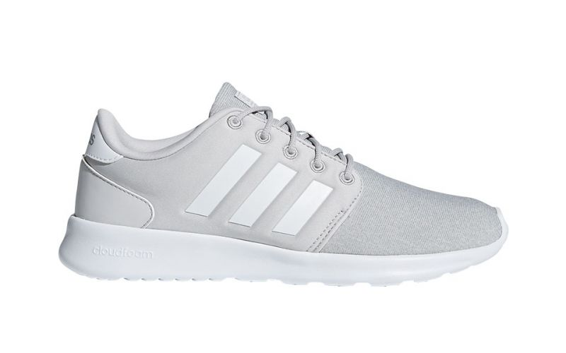 CLOUDFOAM QT RACER BLANCO GRIS MUJER DB0269
