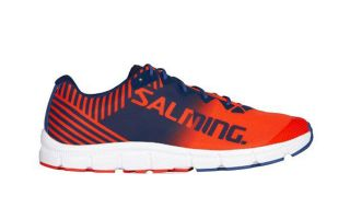 Salming MILES LITE ORANGE BLUE 1288065 0803