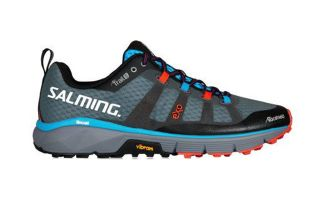 Salming TRAIL 5 GREY BLACK 1288057 1001