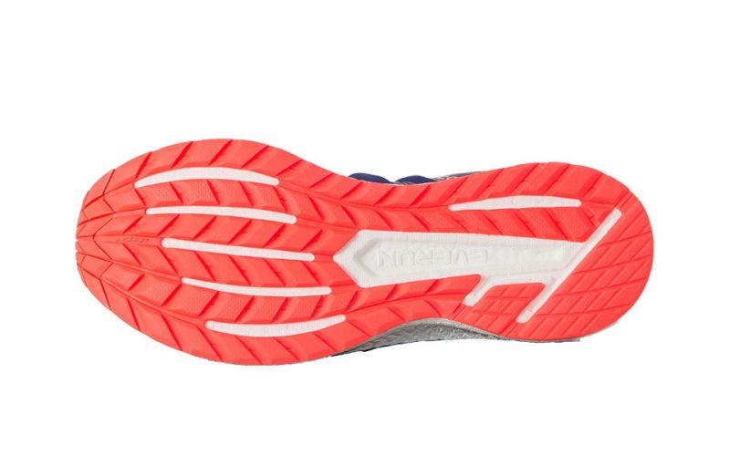 Saucony Triumph ISO 4 Plata Azul S2041335 | Chollos Running