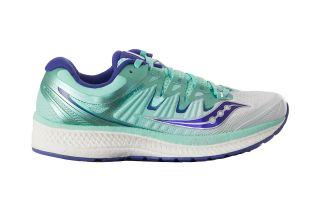 Saucony TRIUMPH ISO 4 BLANCO AZUL MUJER S1041335