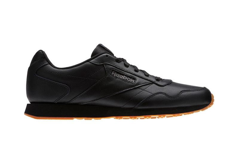 db1080641b Reebok Royal Glide LX Black - Daily comfort sneakers