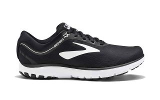 Brooks PUREFLOW 7 BLACK WHITE WOMEN 1202621B048