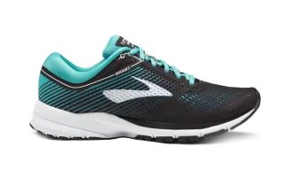 BROOKS LAUNCH 5 SCHWARZ TURKIS WOMEN 1202661B003