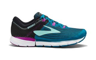 Brooks NEURO 3 GRREN BLACK WOMEN 1202601B329