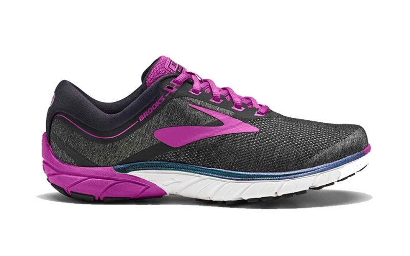 Brooks Purecadence 7 Nero Viola 1202611b023