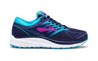 Brooks ADDICTION 13 NEGRO AZUL MUJER 1202531B456