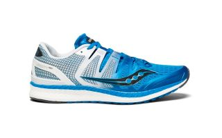 Saucony LIBERTY ISO BLUE WHITE BLACK S20410-2