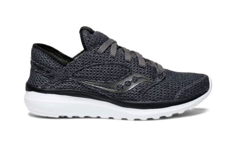 9c57affd07a7 Running shoes Saucony Kineta relay women white grey S15844-65 ...