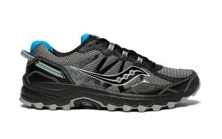 SAUCONY EXCURSION TRAIL 11 NEGRO AZUL S20392-9