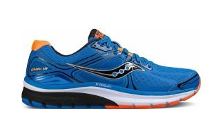 Saucony OMNI 15 BLUE ORANGE BLACK S20315-4