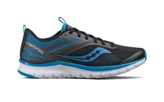 Saucony LITEFORM MILES BLUE BLACK S40007-1