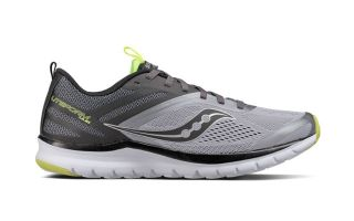 Saucony LITEFORM MILES GREY BLACK S40007-2