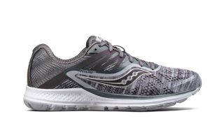 Saucony RIDE 10 GRIS MUJER S10373-20