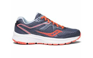 SAUCONY COHESION 11 GRIS MUJER S104202