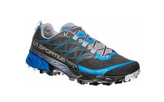 LA SPORTIVA AKYRA GREY BLUE WOMEN G 36E900613