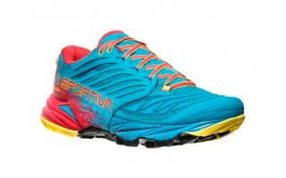 LA SPORTIVA AKASHA BLUE RED 26Y614307