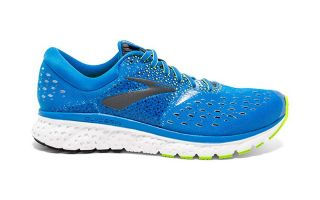 Brooks GLYCERIN 16 BLUE YELLOW 1102891D437