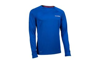 SALMING BALANCE LONG SLEEVE TEE AZUL 1278660-3333