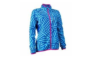 Salming ULTRALITE 2.0 BLUE WOMEN WINDBREAKER 1278648-3737