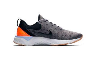 Nike ODYSSEY REACT GRIS NARANJA MUJER NIAO9820 004