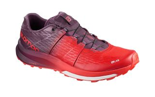 SALOMON S LAB ULTRA NEGRO ROJO L40213900