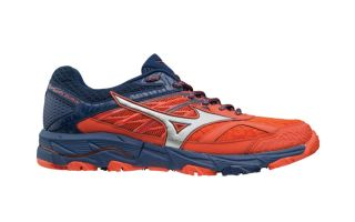 Mizuno WAVE MUJIN 5 RED/BLUE J1GJ1870 03