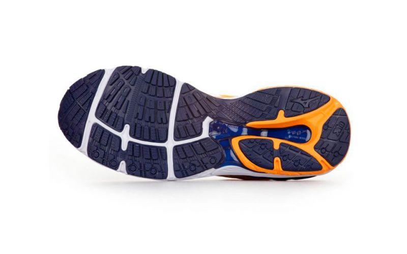 Mizuno Wave Prodigy 2 Arancione J1gc181001