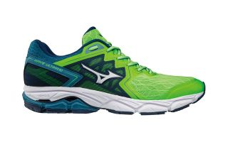 Mizuno WAVE ULTIMA 10 GREEN BLUE J1GC180903