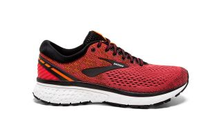 BROOKS GHOST 11 ROJO 1102881D677