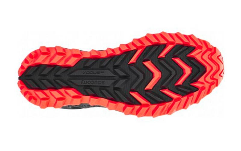 XODUS ISO 3 BLACK RED S20449-35