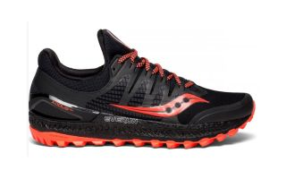Saucony XODUS ISO 3 BLACK RED S20449-35