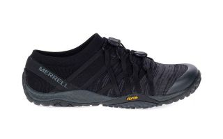 MERRELL TRAIL GLOVE 4 KNIT NEGRO J77639