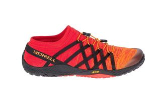 MERRELL TRAIL GLOVE 4 KNIT TROPICAL PUNCH ROJO AMARILLO J77641