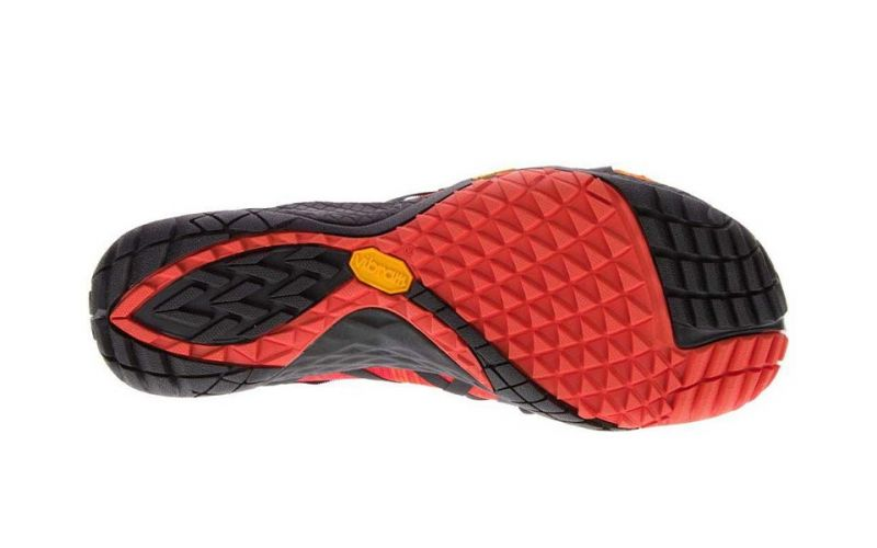 TRAIL GLOVE 4 KNIT TROPICAL PUNCH ROJO TROPICAL J77641